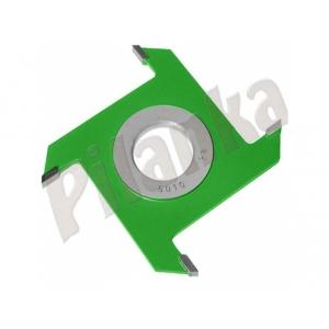 Karned drážkovacia  fréza bez predrezov 5010 125x10