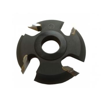Fréza štvrťkruhová vydutá R8 120x15x30 4z SK R