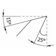 Pilana Pílový kotúč kotúč 600x3,5x30 56z 5310-56 KV25o