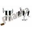 Pilana Pílový kotúč SK 98-11 250x3,2x30 72z WZ HIGH PROFI