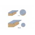 CMT Zaobľovacia fréza vydutá s ložiskom R0,4 D12,7x9,5 S=8mm