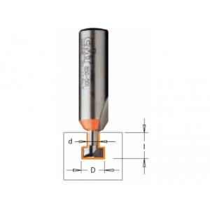 CMT Fréza na cylindrické drážky D9,5x11 d4,8 S=8mm
