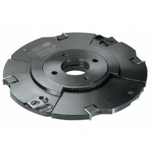 Staviteľná drážkovacia fréza 160x8-15x30 4+4z