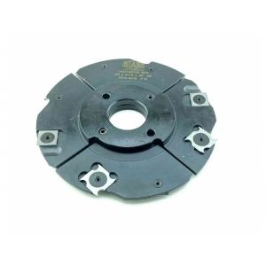 Staviteľná drážkovacia fréza 140x4-7,5x30 4+4z