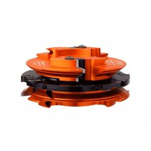 CMT Fréza na výrobu dverí - D132 F30 Z2+2 RPM 5700-9500