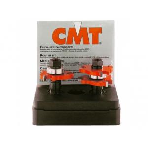 CMT Sada fréz na pero a drážku D19x47,6 S=12mm HM