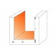 CMT Drážkovacia fréza krátka D6x16 L50,8 S=8 HM
