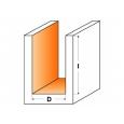 CMT Drážkovacia fréza dlhá D8x31,7 L=60 S=6 HM