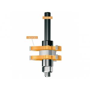 CMT Tŕň tanierovej frézy s ložiskom Typ 4B EXTRA L=86 S=8mm