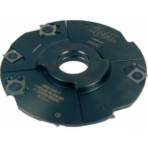 IGM Nastaviteľná drážkovacia fréza D140x5-9.5xd30 Z2+2 V2+2 MEC