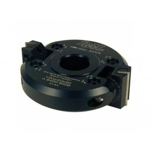 IGM Uhlová nastaviteľná fréza D160x50 Z2 +90/-90 Alu