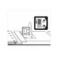 FACHMANN Digitálny uhlomer - + / - 180 ° s presnosťou na 0,1°