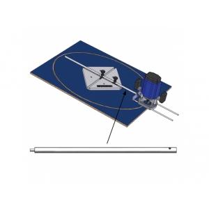 Dištančná tyč D16x400m so skrutkou pre FMR3000