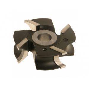 Fréza pólkruhová vydutá R20 140x52x30 4z HSS