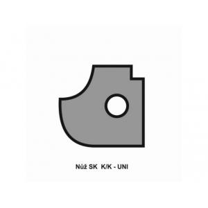 Náhradné žiletky K/K 1/4 R10